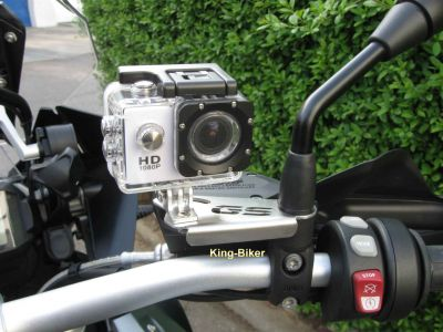 Ibex Action Cam Mirror Mount (Right side, Front direction)
