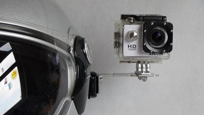 Helmet Action Cam Mount