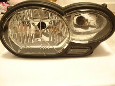 BMW R1200GS HEADLIGHT GUARD !! B-WARE !!