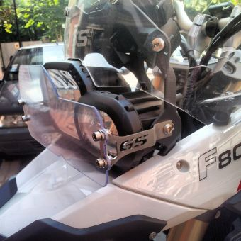 F650GS F700GS F800GS F800R Twin Headlight Guard -B-WARE!-