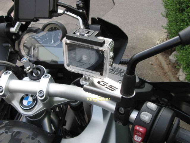 Ibex Action Cam Mirror Mount Right Side Front Direction